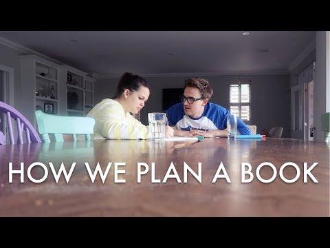 How we plan a book | Dear Carrie