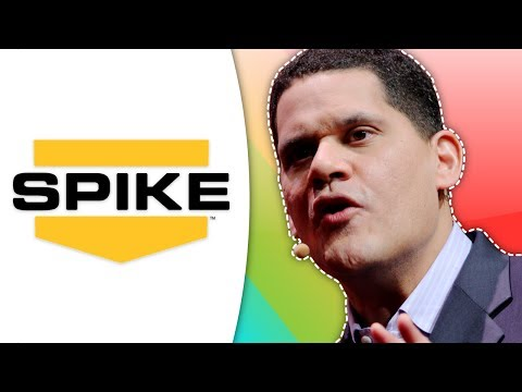 Reggie on Spike TV + Other Nintendo Wii U News