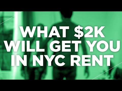 Young Money: What $2,000 Will Get You In NYC Rent | CNBC
