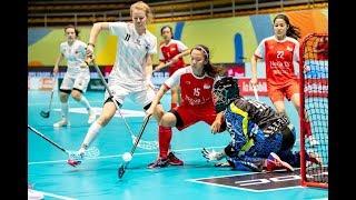 2019 Women's WFC - GER v SGP (PO3)