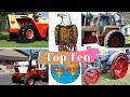 Top Ten Case Tractors