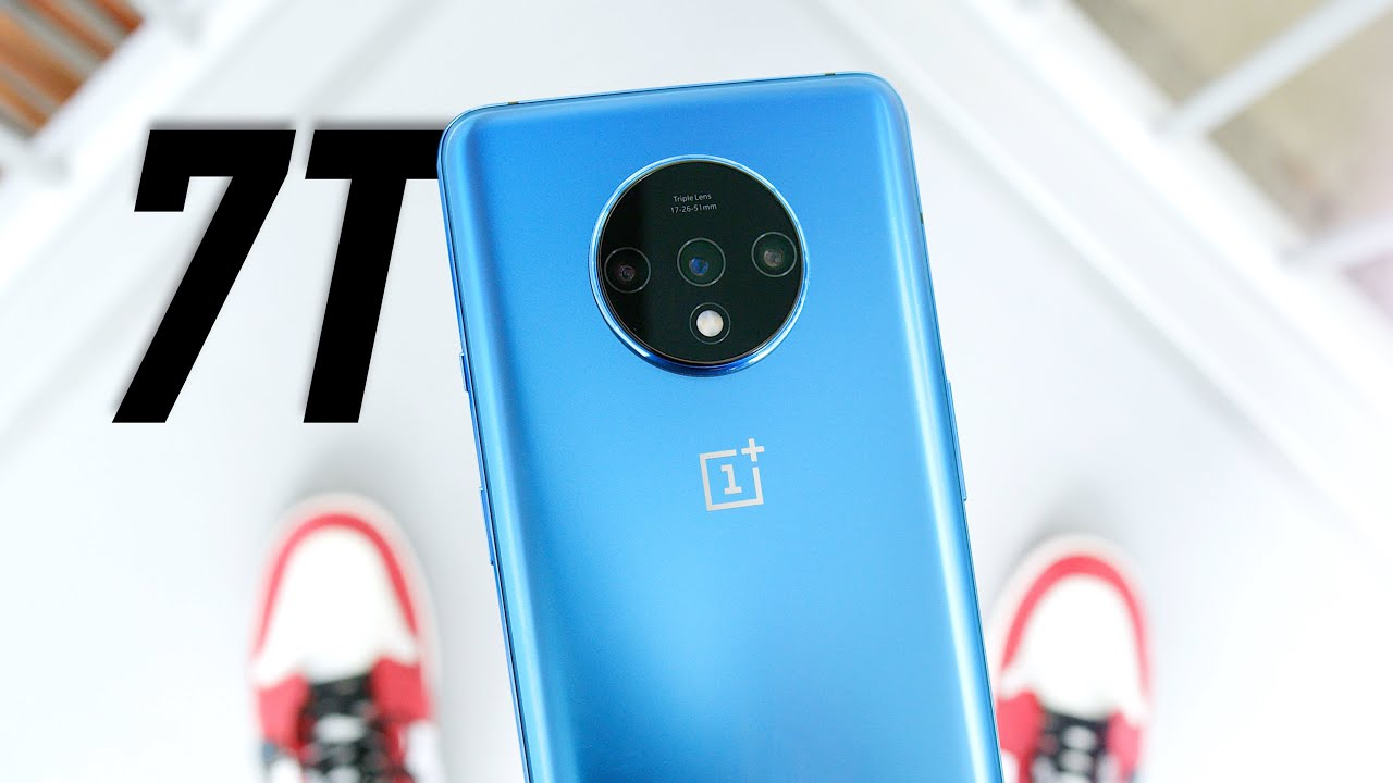OnePlus 7T Review: High Refresh. Low Price! - YouTube