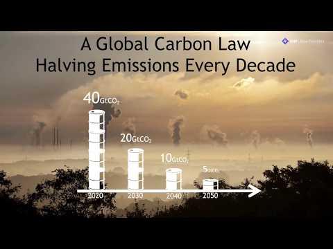 The Global Carbon Law - Johan Rockström