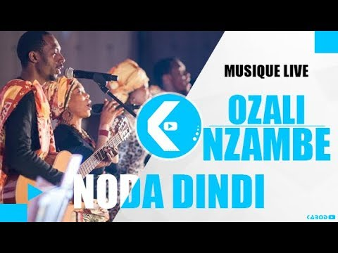 OZALI NZAMBE - NODA DINDI (LIVE + TRADUCTION FRANÇAISE)