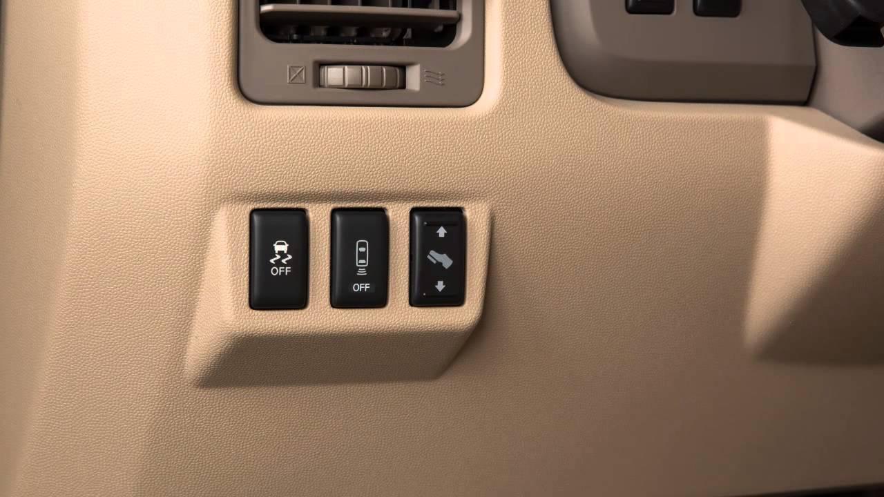 2015 Nissan Titan Vehicle Dynamic Control Vdc Youtube