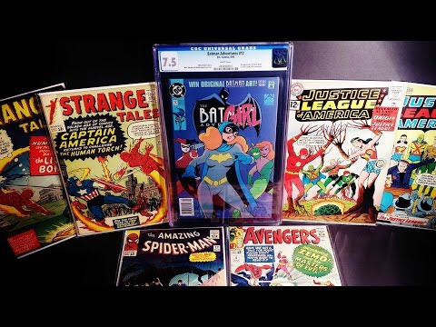 ORIGINAL OWNER! Comic Book Pick Ups #39