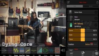 Hướng dẫn sử dụng amp guitar Line 6 Spider V 30/60 - Dying Core