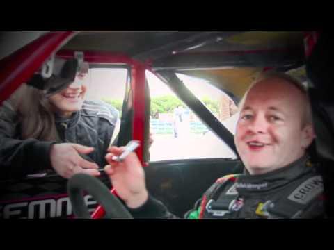 Jason Bargwanna  guest drivers for La Femme
