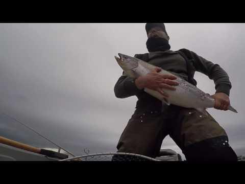 Spring Salmon Fishing Loch Lomond