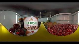 Boursin® Sensorium 360 Virtual Reality Experience #BoursinSensorium