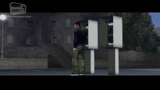 GTA 3 - Walkthrough - Mission #26 - Big'N'Veiny (HD)