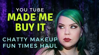 You Tube Made Me Buy It Makeup Haul | NYX, Black Moon Cosmetics, Pixi by Petra