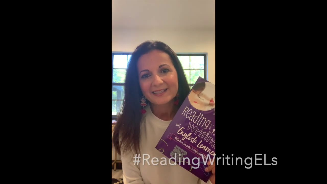 Reading & Writing with English Learners Book Trailer