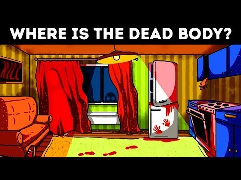 12 DETECTIVE RIDDLES TO TEST YOUR DETECTIVE SKILLS streaming vf