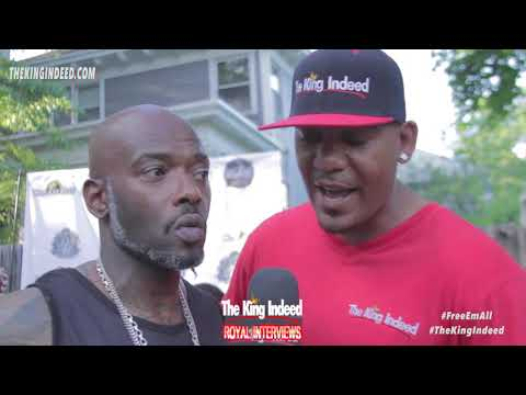 TREACH from Naughty By Nature keeps THUG LIFE alive