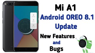 Mi A1 Oreo 8.1 Update   New Features and Bugs   Explained in Tamil   What