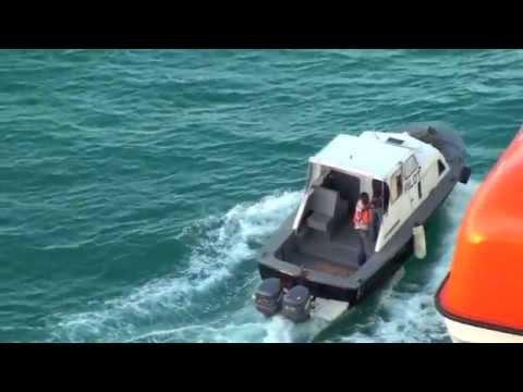 Crazy Jamaican Pilot Boat