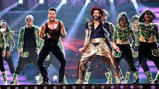 Hritik Roshan & Tiger Shroff's DHAMAKEDAR Dance Performance At IIFA Awards 2019