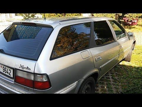 Citroen Xantia (2,0 HDi). Бюджетное авто в Чехии за 450 долларов
