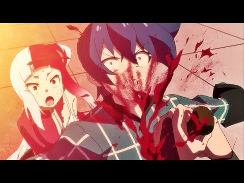Akibas Trip The Animation Episode 3 English dubbed