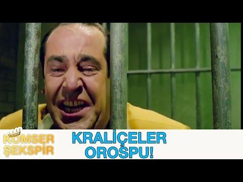 KOMSER ŞEKSPİR - Danyal ''Bütün Kraliçeler Orospu ! ''