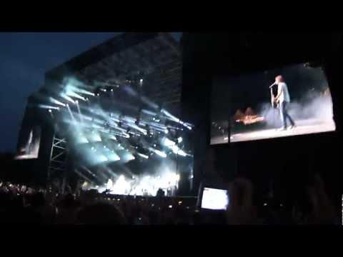 Ligabue - Sotto bombardamento Tour 2012 - Cividale del Friuli 7/7/2012
