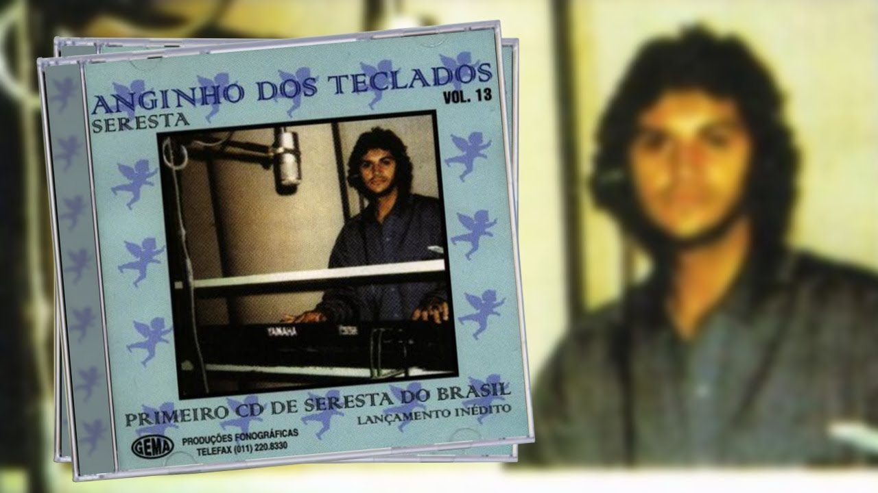 VOL DOS 1 ANJINHO CD TECLADOS BAIXAR