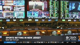 NJ Launches App-Based Way To Place Online Sports Bets