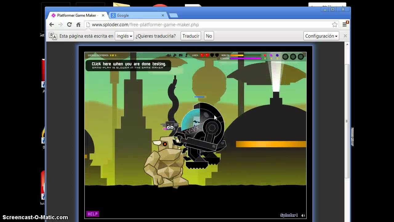 Como hacer juegos para PC  YouTube