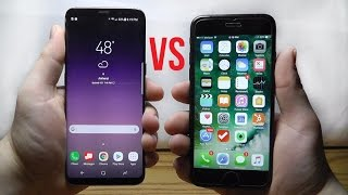 Samsung Galaxy S8 VS iPhone 7 – Which is Better?