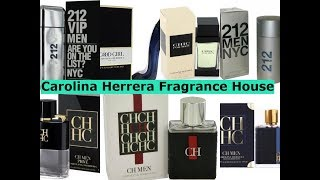 Carolina Herrera Fragrances (House)