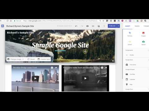 How To Add A Discussion Element To A Google Site