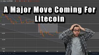 Is LITECOIN About To Make A HUGE Move | MUST WATCH | The Next Support? thumbnail