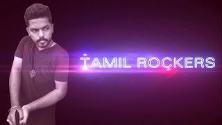 TAMIL ROCKERS Firstlook Motion Poster | sAaMbRaNi