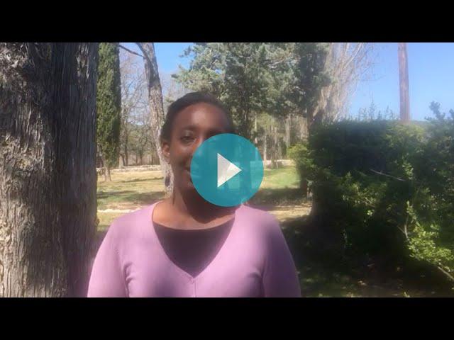 Vidéo Vanessa Seminaire AB4
