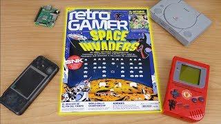 🔍 Reseña de la revista Retro Gamer 26 by tuberviejuner