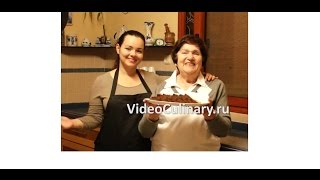 Пирожки с грибами  - Рецепт Бабушки Эммы