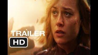 """Marvel's Avengers: ENDGAME - Exclusive TV SPOT [HD] """"End"""" (2019) Tom Holland, Brie Larson Concept FM"""