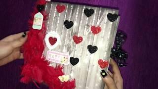 Birthday Scrapbook | Album for boyfriend | Layout |  DIY Idea  | Raavya's Creations