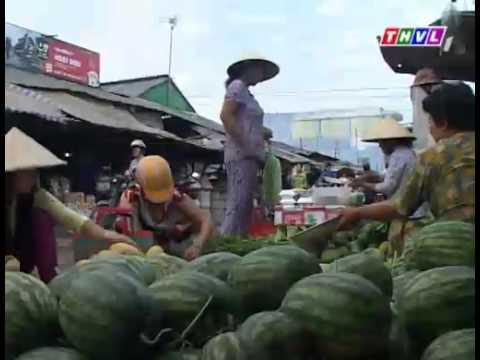 Ký sự  Chợ lạ miền Tây    Tập 1  Đi chợ xứ Ngàn       Đài Phát Thanh Truyền Hình Vĩnh Long