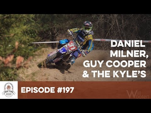 Daniel Milner, Full Gas Sprint Enduro Winner & Todd Slavik, Dallas SX Talk : #197