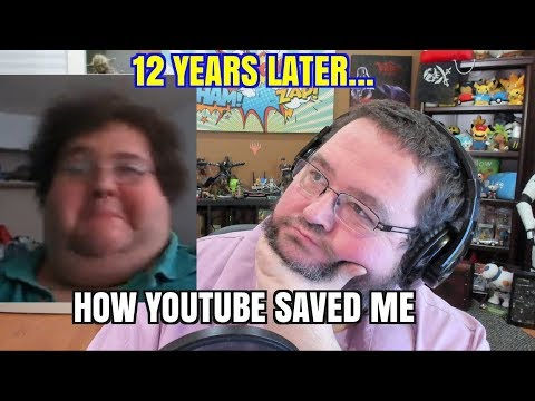 12 YEARS LATER - HOW YOUTUBE HELPED ME RECOVER
