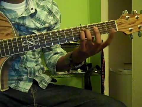 He's Able Darwin Hobbs and Deitrick Haddon Guitar Tutorial