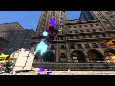 LEGO Marvel's Avengers - Video