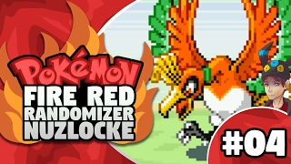 pokemon firered randomizer nuzlocke episode 4 ho oh