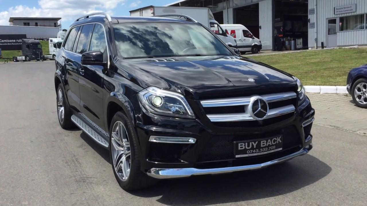 Mercedes Benz Gl 350 Bluetec 4matic Amg Styling Youtube
