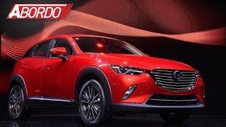Mazda presenta al nuevo CX-5 en el Auto Show de LA 2016