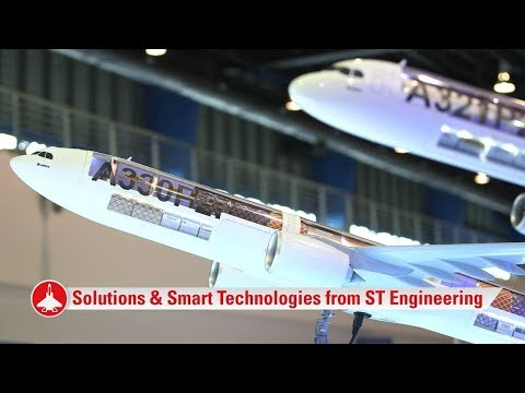 ST Engineering - Singapore Airshow 2018