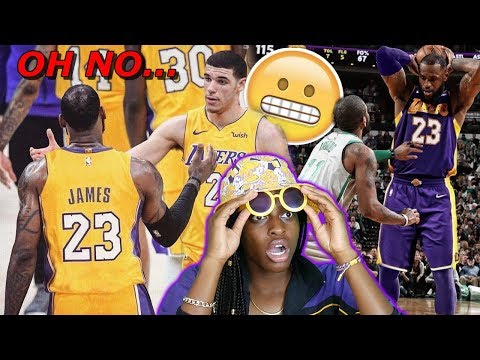 LAKERS FAN REACTS TO LEBRON JAMES OPTING OUT!!! IT'S HAPPENING!