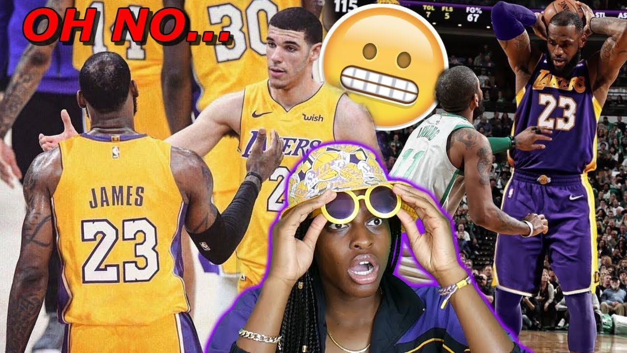 c513a7672cd LAKERS FAN REACTS TO LEBRON JAMES OPTING OUT!!! IT S HAPPENING ...